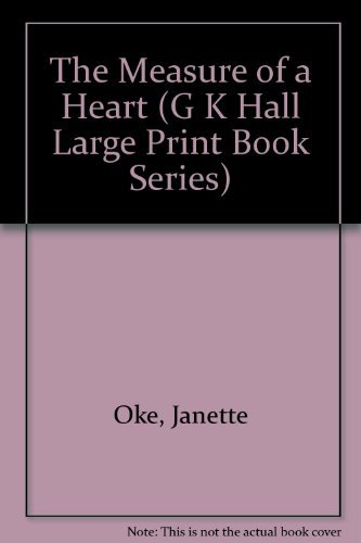 9780816158508: The Measure of a Heart (Women of the West #6)