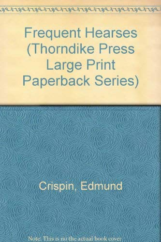 9780816158607: Frequent Hearses (Thorndike Press Large Print Paperback Series)