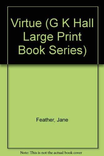9780816158713: Virtue (G K Hall Large Print Book Series)