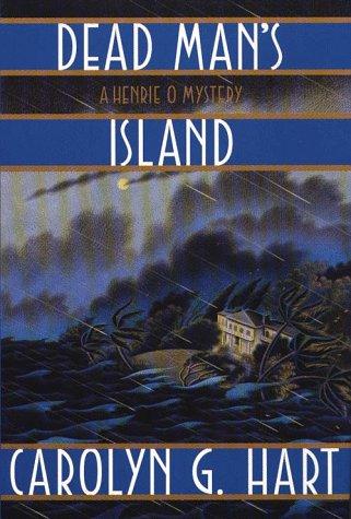 9780816158744: Dead Man's Island (G K Hall Large Print Book Series)