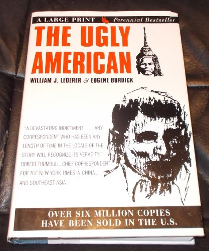 9780816159383: The Ugly American (G K Hall Large Print Book Series)