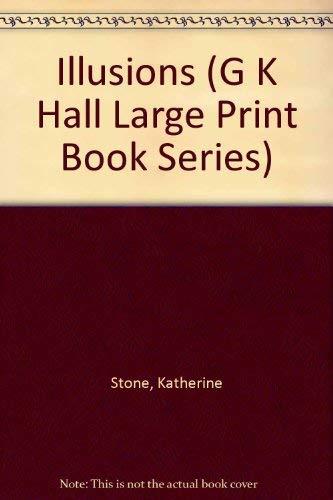 9780816159468: Illusions (G K Hall Large Print Book Series)