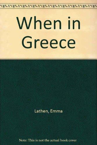 9780816160266: When in Greece