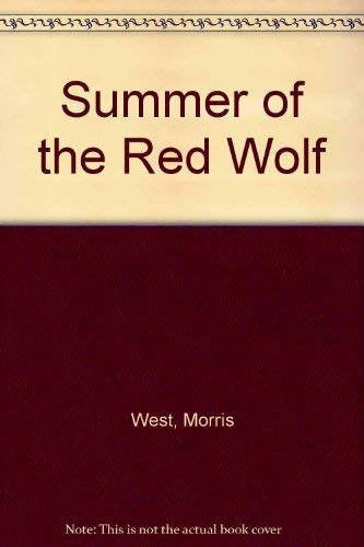9780816160297: Summer of the Red Wolf