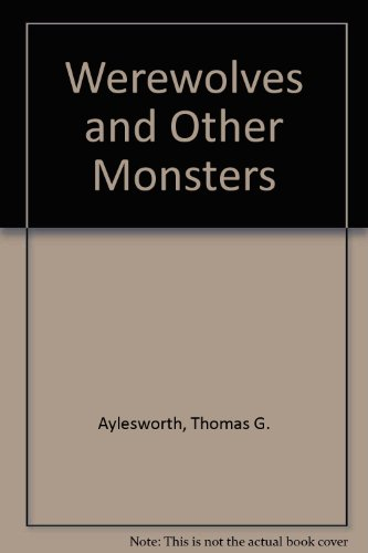 9780816160716: Werewolves and Other Monsters