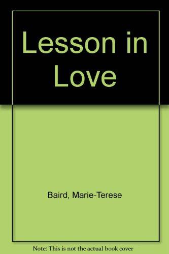 9780816161799: Lesson in Love