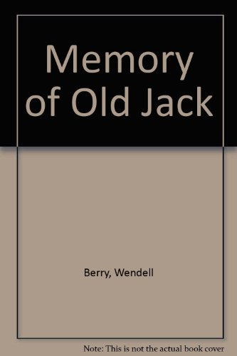 9780816162109: Memory of Old Jack