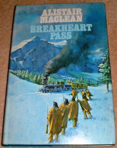 9780816162710: Breakheart Pass