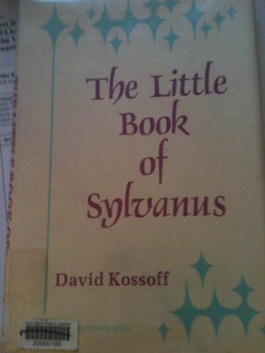 9780816163632: Little Book of Sylvanus