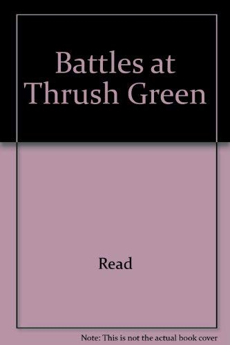 9780816163700: Battles at Thrush Green