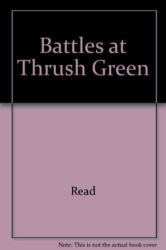 9780816163700: Battles at Thrush Green