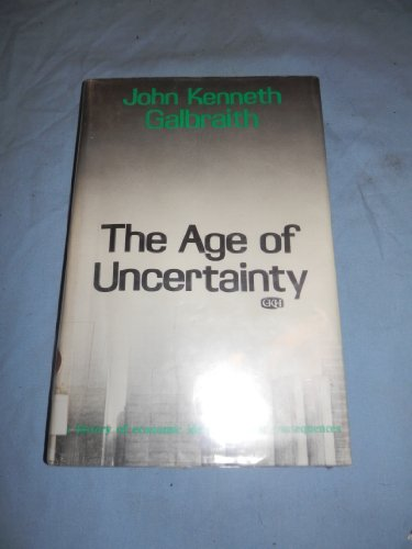 9780816165056: The age of uncertainty