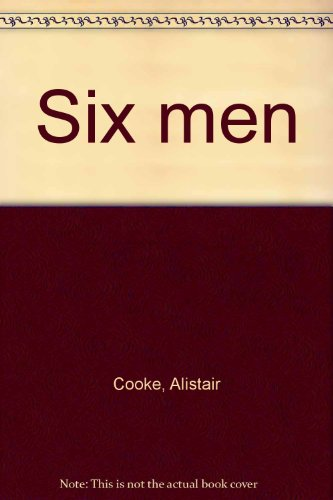 9780816165476: Title: Six men