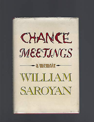 9780816166145: Chance meetings