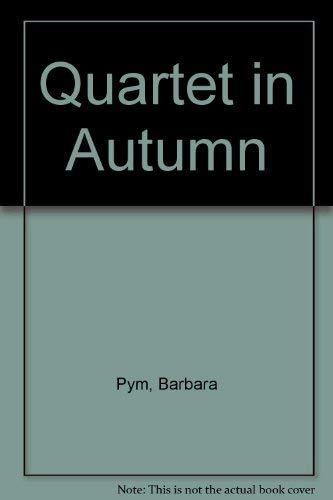 9780816166619: Quartet in Autumn