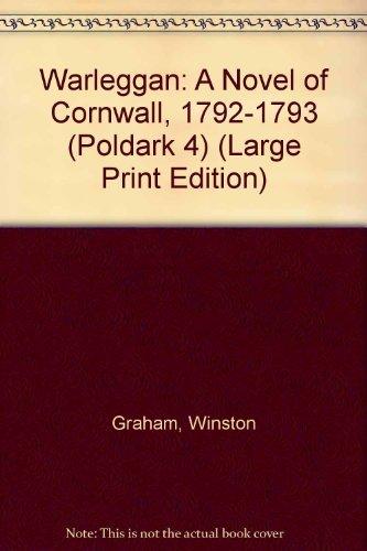 9780816166794: Warleggan: A Novel of Cornwall, 1792-1793