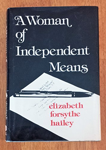 9780816167166: A Woman of Independent Means