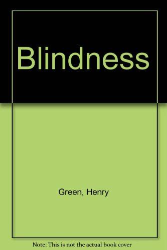 9780816167432: Blindness