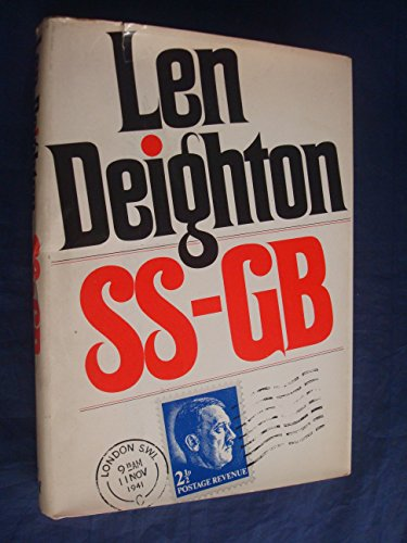 9780816167487: SS-GB: Nazi-occupied Britain, 1941 [Hardcover] by Deighton, Len