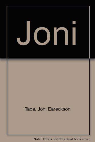 Joni (0816167753) by Joni Eareckson Tada