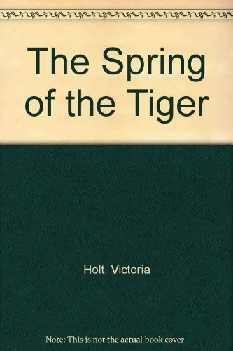 9780816167821: The Spring of the Tiger