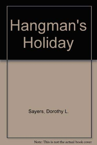 9780816167838: Hangman's Holiday (Peter Wimsey )