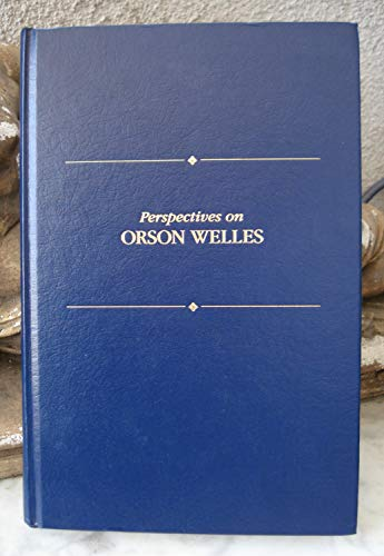 9780816173440: Perspectives on Orson Welles (Perspectives on Film)