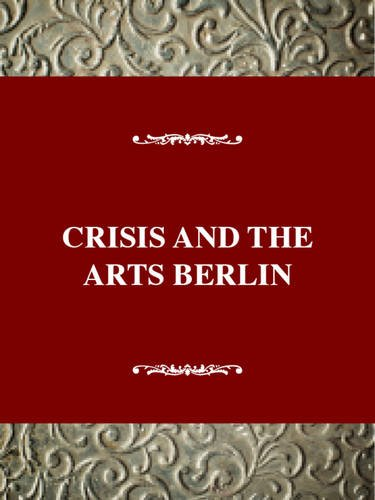 "Crisis Arts: the History of Dada: ""Dada Triumphs!"": Dada Berlin, 1917-1923 Vol 5 (Crisis ..."