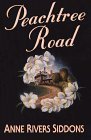 9780816174126: Peachtree Road (G K Hall Large Print Book Series)