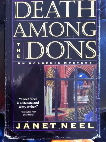 9780816174393: Death Among the Dons (G K Hall Large Print Book Series)