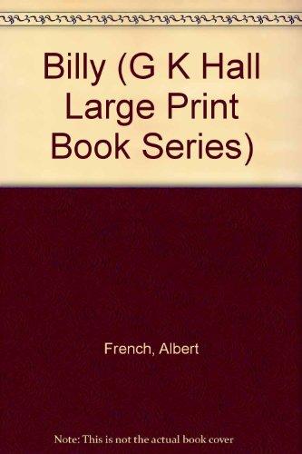 9780816174492: Billy (G K Hall Large Print Book Series)