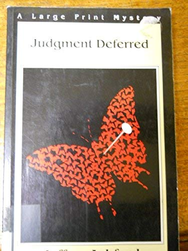 9780816174706: Judgment Deferred (G K Hall Nightingale Series Edition)