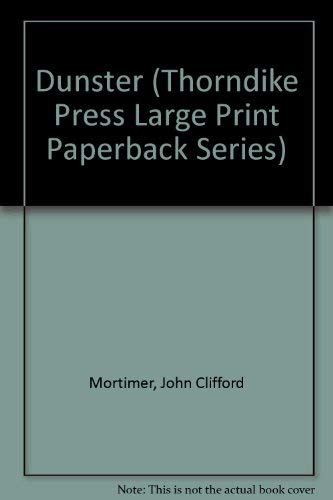 9780816174768: Dunster (Thorndike Press Large Print Paperback Series)