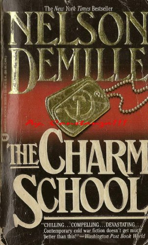 9780816174805: The Charm School (G K Hall Large Print Book Series)