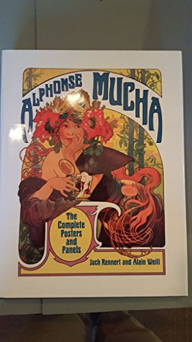 9780816187195: Alphonse Mucha: The Complete Posters and Panels