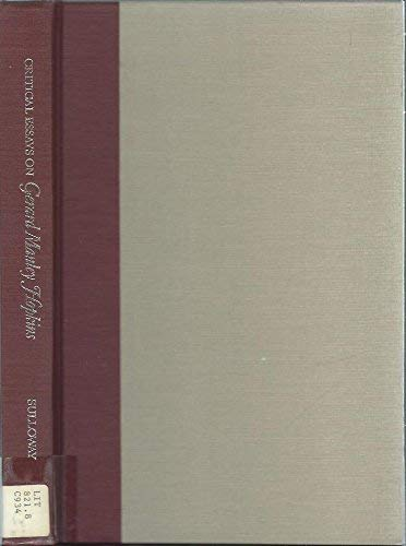 9780816187737: Critical Essays on Gerard Manley Hopkins (Critical Essays on British Literature)
