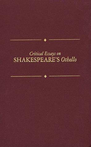 9780816188666: Critical Essays on Shakespeare's Othello (Critical Essays on British Literature)