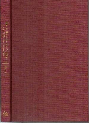 9780816189557: Index to Best American Short Stories and O. Henry Prize Stories (Reference Publication in Literature)