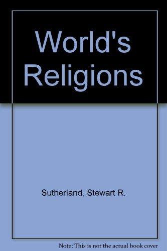 9780816189786: World's Religions