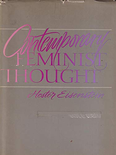 9780816190423: Contemporary Feminist Thought (SOCIAL MOVEMENTS PAST AND PRESENT)