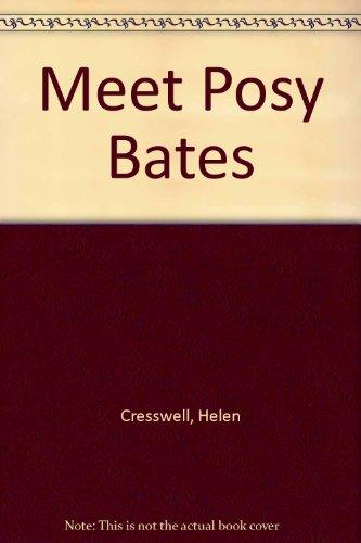 9780816192465: Meet Posy Bates