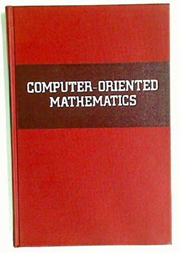 Computer Oriented Numerical Methods By V.rajaraman Pdf