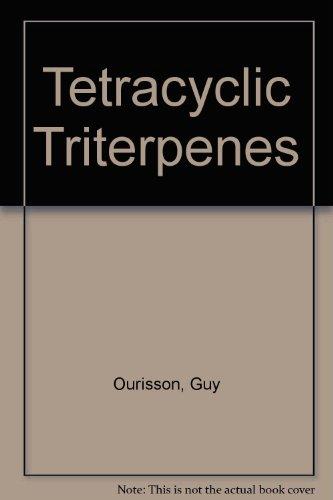 9780816265411: Tetracyclic Triterpenes