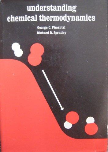 9780816268016: Understanding Chemical Thermodynamics