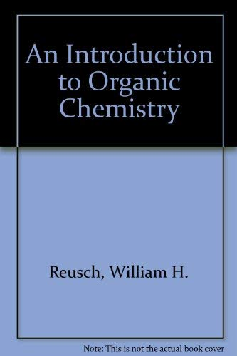 9780816271610: An Introduction to Organic Chemistry