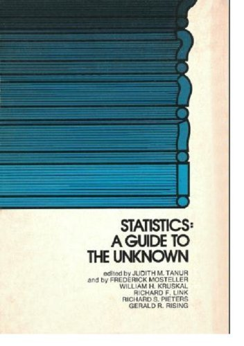 9780816286041: Statistics: a guide to the Unknown