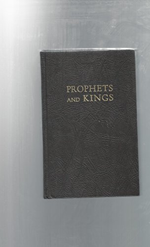 9780816300402: Prophets and Kings