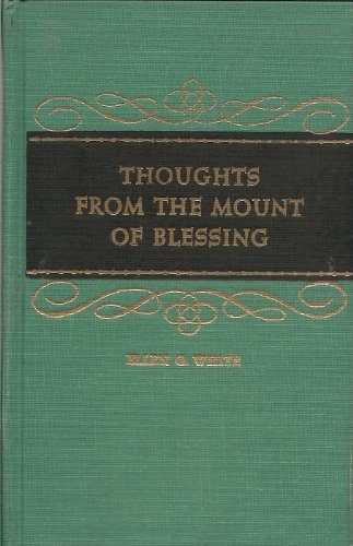 9780816300471: Thoughts from the Mount of Blessing
