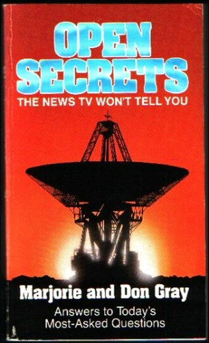Open Secrets: The News TV Won't Tell You: Marjorie Gray