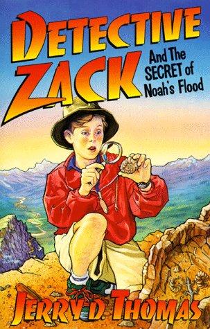 9780816311071: Detective Zack and the Secret of Noah's Flood (Detective Zack, 1)